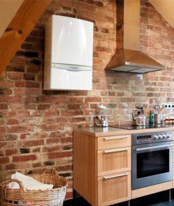 caldera de agua en Granada para cocina